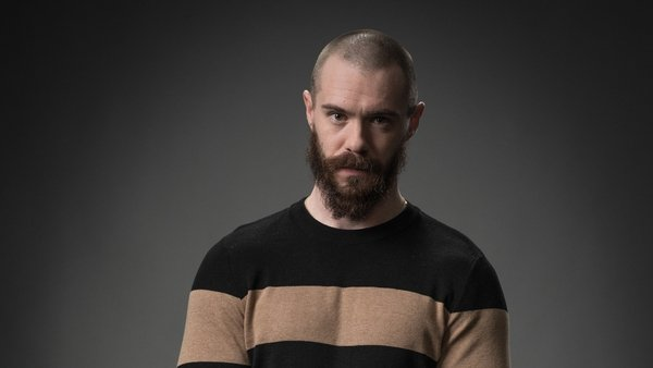 Sam Keeley plays Eric 'Viking' Kinsella in the drama series Kin