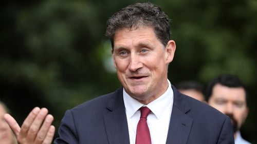 Eamon Ryan said the recent energy costs hikes are 'likely to be a short term phenomenon'