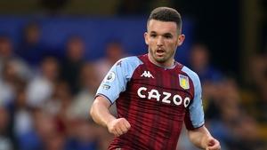 Scotland and Aston Villa midfielder John McGinn was targeted by sectarian abuse at Stamford Bridge