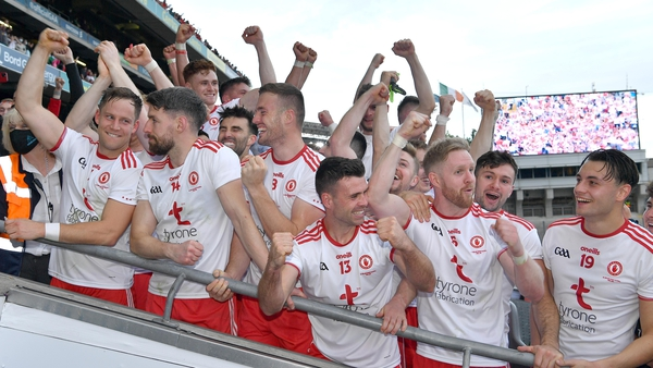 Tyrone, under a new regime, scaled the summit in an unlikely All-Ireland title victory