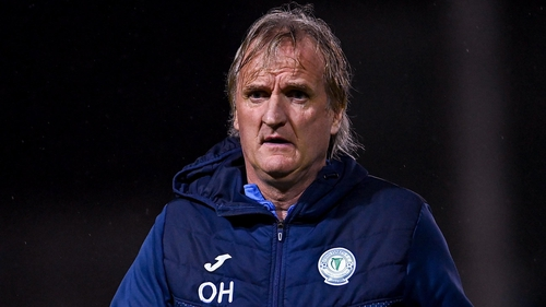 Ollie Horgan's Finn Harps side occupy seventh spot in the Premier Division table