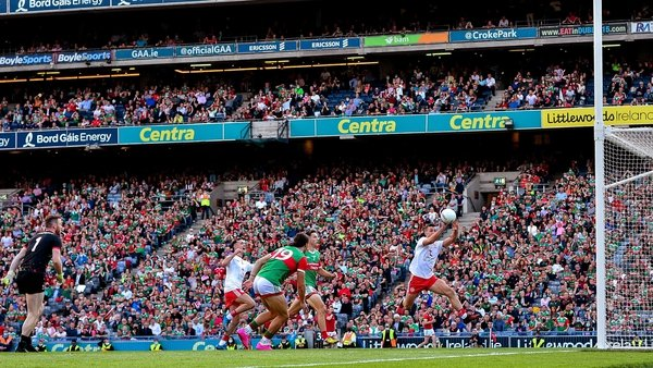GAA president Larry McCarthy has pointed to the aftermath of this year's All-Ireland final as a cause for concern