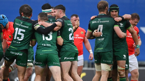 Connacht's win against Munster at Thomond Park was one of their highlights last season.