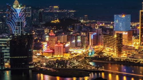 Macau rakes in more in a single week than Las Vegas makes in a month