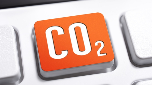 The price of CO2 in the UK is set to rise to around £1,000 a tonne from £200 a tonne
