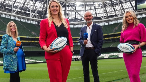RTÉ will broadcast live television, radio and online coverage of 26 games