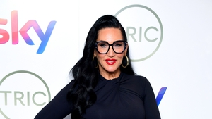 Michelle Visage has had a glittering entertainment career.