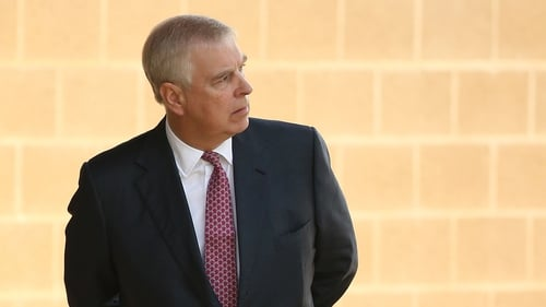 Prince Andrew has denied the accusations against him