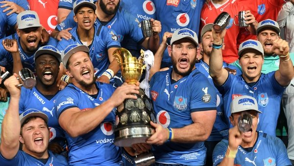 The Bulls were crowned Currie Cup champions for a record 19th time last week
