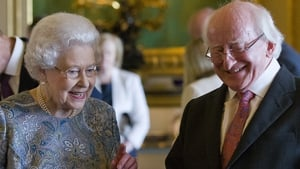 President Higgins said he welcomed opportunities to meet Queen Elizabeth (File pic)