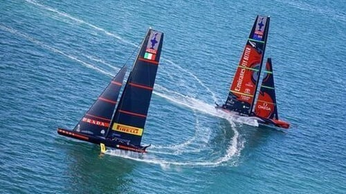 The most recent America's Cup was held last March in Auckland, New Zealand