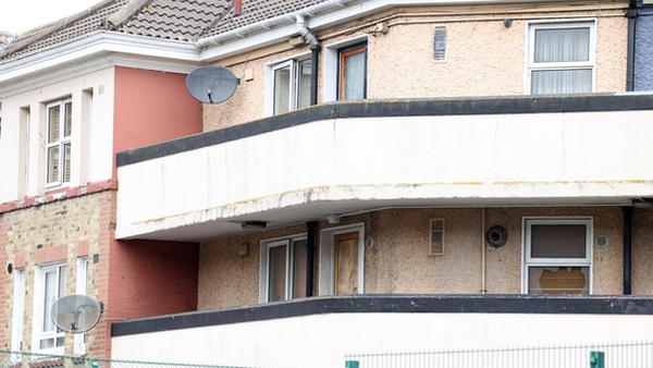 A survey of Oliver Bond residents found that 83% of respondents had problems with damp in the flats (Pic: RollingNews.ie)