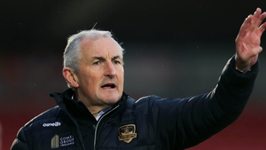 It's another two years for John Caulfield to realise his ambition with Galway