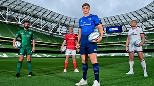 The four Irish provinces are in action over Friday and Saturday