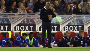 Is the clock ticking on Chris Hughton's position at Forest?