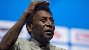 Pele won World Cups with Brazil in 1958, 1962 and 1970