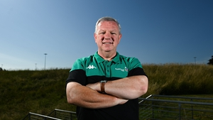 Mark Keenan will remain as Ireland head coach
