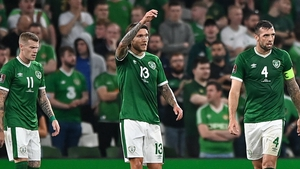 The Republic of Ireland are down to 50th in FIFA's world rankings