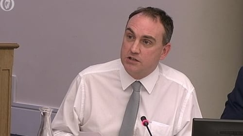 Government has taken back the slot on the PAC from Marc MacSharry (File)