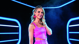 Vogue Williams speaks with Janice Butler about podcasting, parenting and presenting.