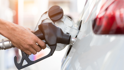 A 60 litre fill of diesel will increase by €1.48 from 13 October and a fill of petrol by €1.28.