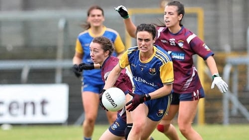In Clare Farrell, Longford have a valuable resource, both on and off the field