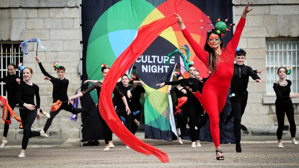 Following last year's online event - the theme for this year's Culture Night is 'Come Together Again' as audiences return to live performances