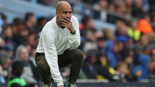 """Pep Guardiola: """"What I said was we need the support."""""""
