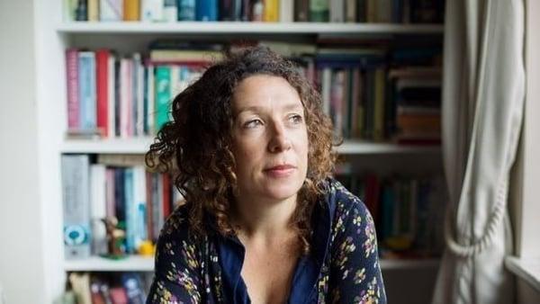 Sara Keating, author of Mamó (Pic: Melanie Sheehy)