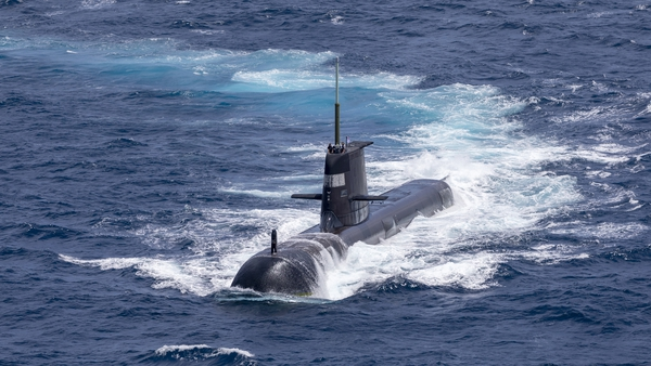 A diplomatic war has erupted over Australia's submarine deal
