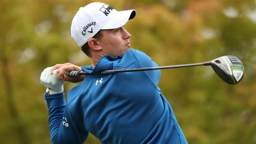 Maverick McNealy was a world number one as an amateur
