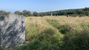 Graves were known to have been located in the field in Waterford since the famine and subsequent decades