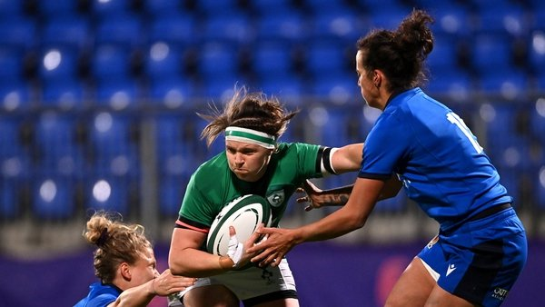 Ireland captain Ciara Griffin is hoping to right some wrongs against Italy