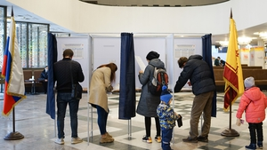 The elections have been marred by claims of censorship and rampant ballot stuffing