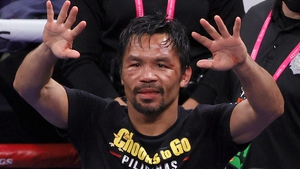 """Manny Pacquiao: """"I am a fighter, and I will always be a fighter inside and outside the ring."""""""