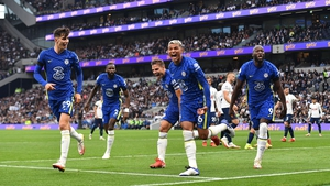 Chelsea maintained their impressive start to the season