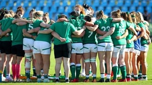 A tough week for Irish women's rugby has ended on a high