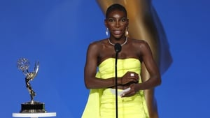 """Michaela Coel: """"I dedicate this story to every single survivor of sexual assault."""""""