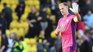 Celtic's Joe Hart apologised to fans
