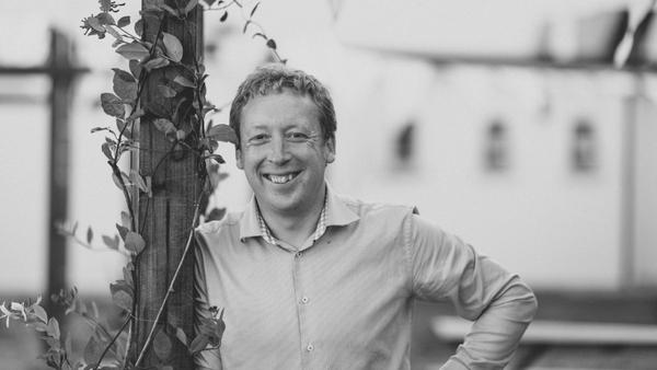 Dónal Minihane, author of Windsea