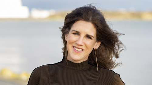 Author Emily Hourican (Pic: Kip Carroll)