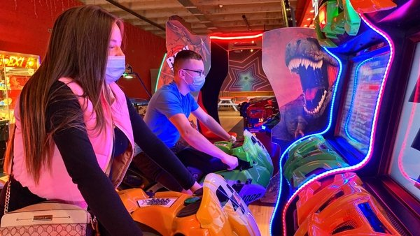 Bowling alleys, adventure play centres and amusement arcades have been open for just three months since the pandemic began