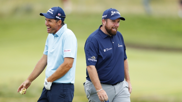 Shane Lowry watched Padraig Harrington and Team Europe win at The K Club in 2006, and now he is getting to play under the captain