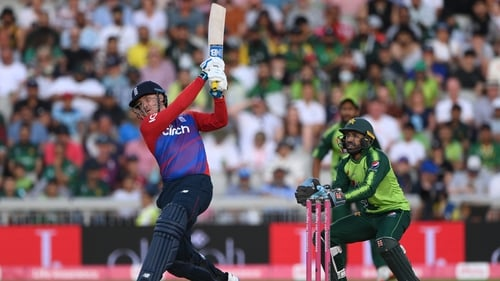England hosted Pakistan in three ODIs in July
