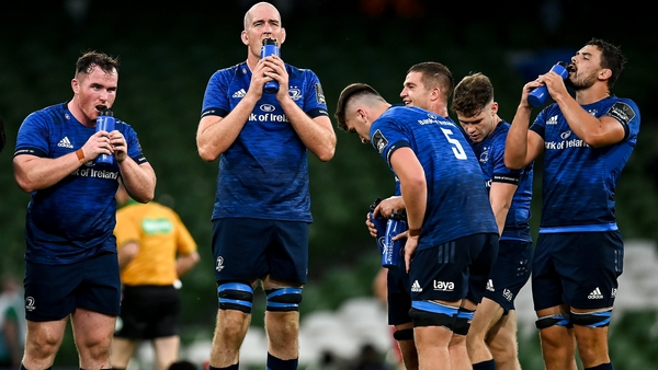 Leinster have only had one pre-season game before the new United Rugby Championship