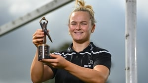 Vikki Wall is the PwC GPA Ladies football Player of the Month for September