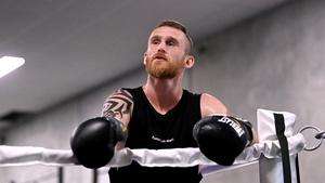 Dennis Hogan last fought in March