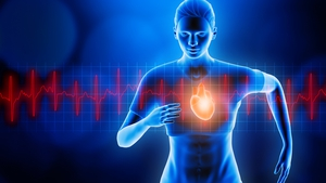 The study found people who are very physically active appear to have high levels of calcium deposits in their coronary arteries