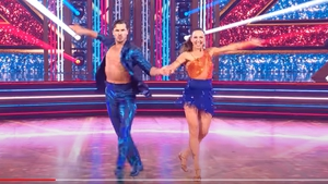 Melanie C makes debut on Dancing with the Stars