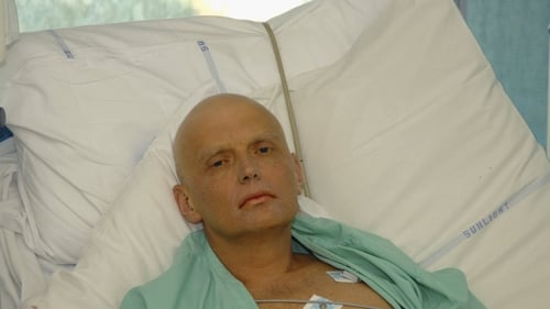Alexander Litvinenko died after drinking tea laced with the radioactive substance polonium